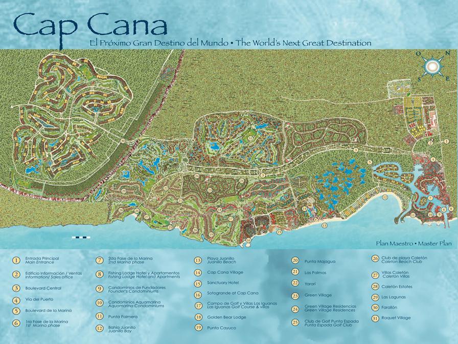 cap cana resort  Cap Cana News